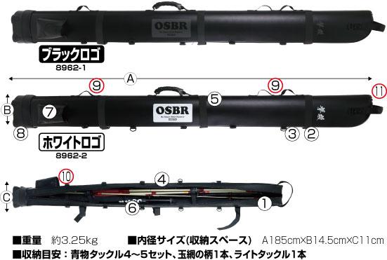 撃投ロッドプロテクター2 COLOR