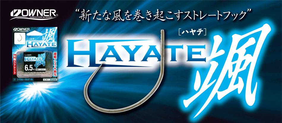 颯(ハヤテ)